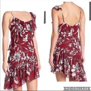 🆕 🌻 Parker Floral Ruffle Dress